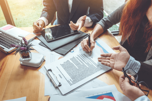A Guide to Set-Aside Contract Transfers in GovTech M&A